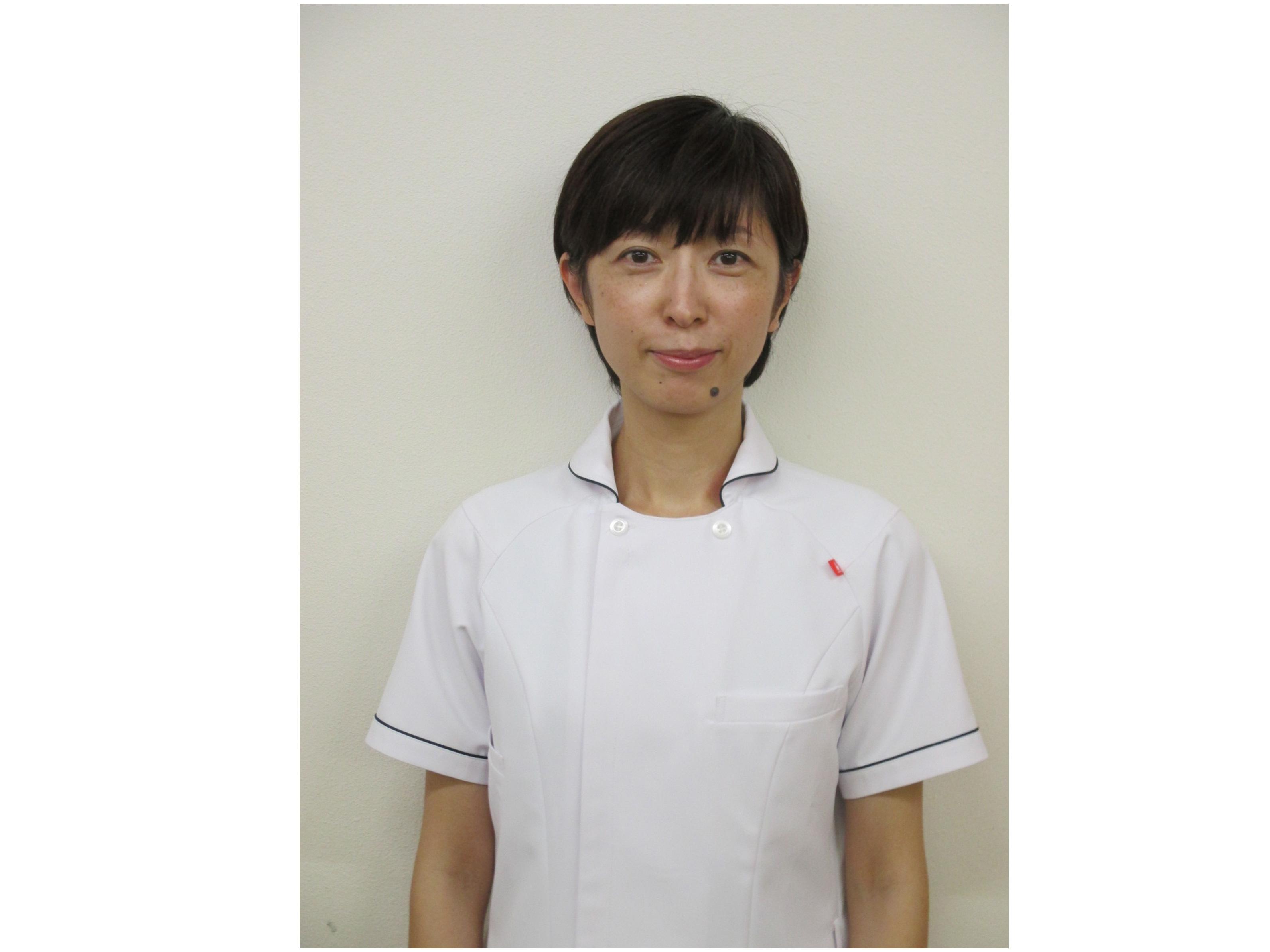 須田 なつき(千歳篠田病院6病棟副主任)